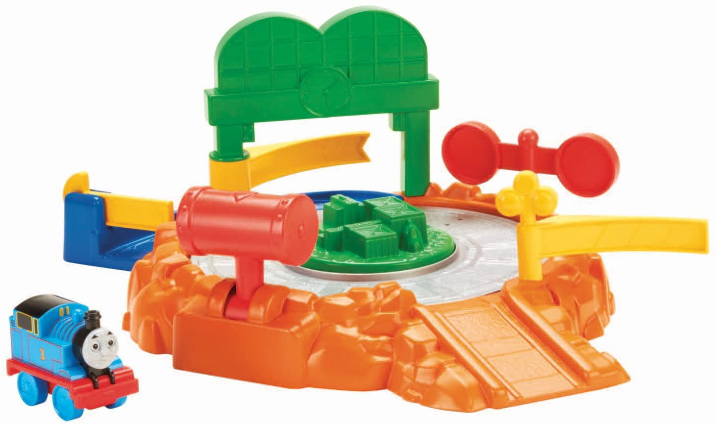 Fisher-Price Thomas & Friends Spinning Sodor Playset