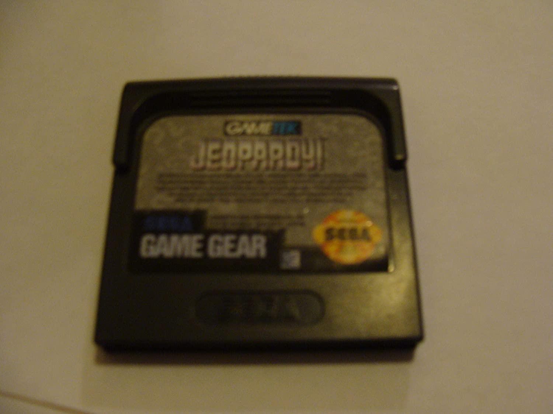 Jeopardy - Sega Game Gear