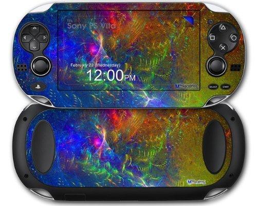 Sony PS Vita Decal style Skin - Fireworks (OEM Packaging)