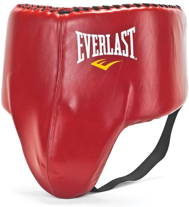 Everlast 520200 MX Cup Hook & Loop Red/White M