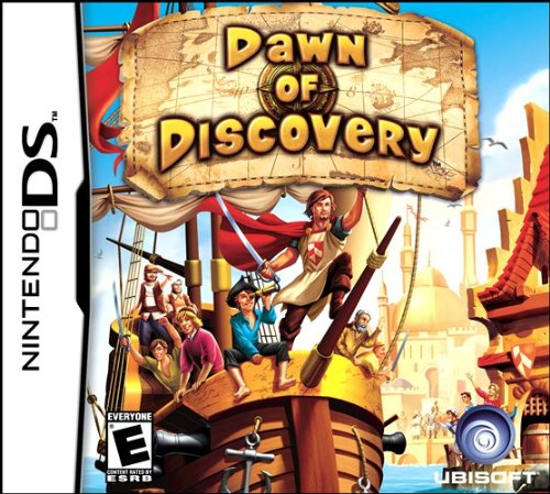 Dawn of Discovery - Nintendo DS