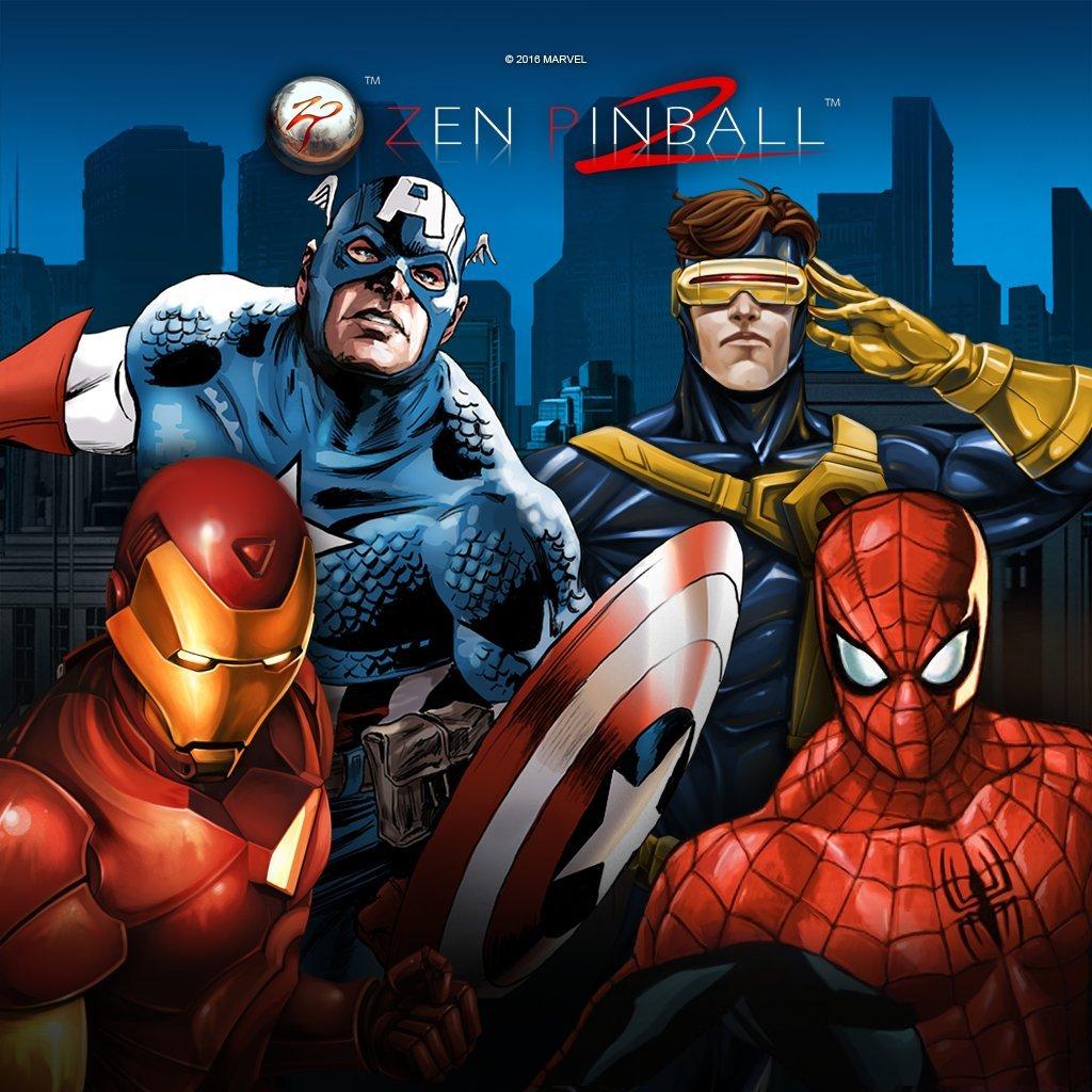 Marvel Pinball Season 1 Bundle - PS4 / PS3 / PS Vita [Digital Code]