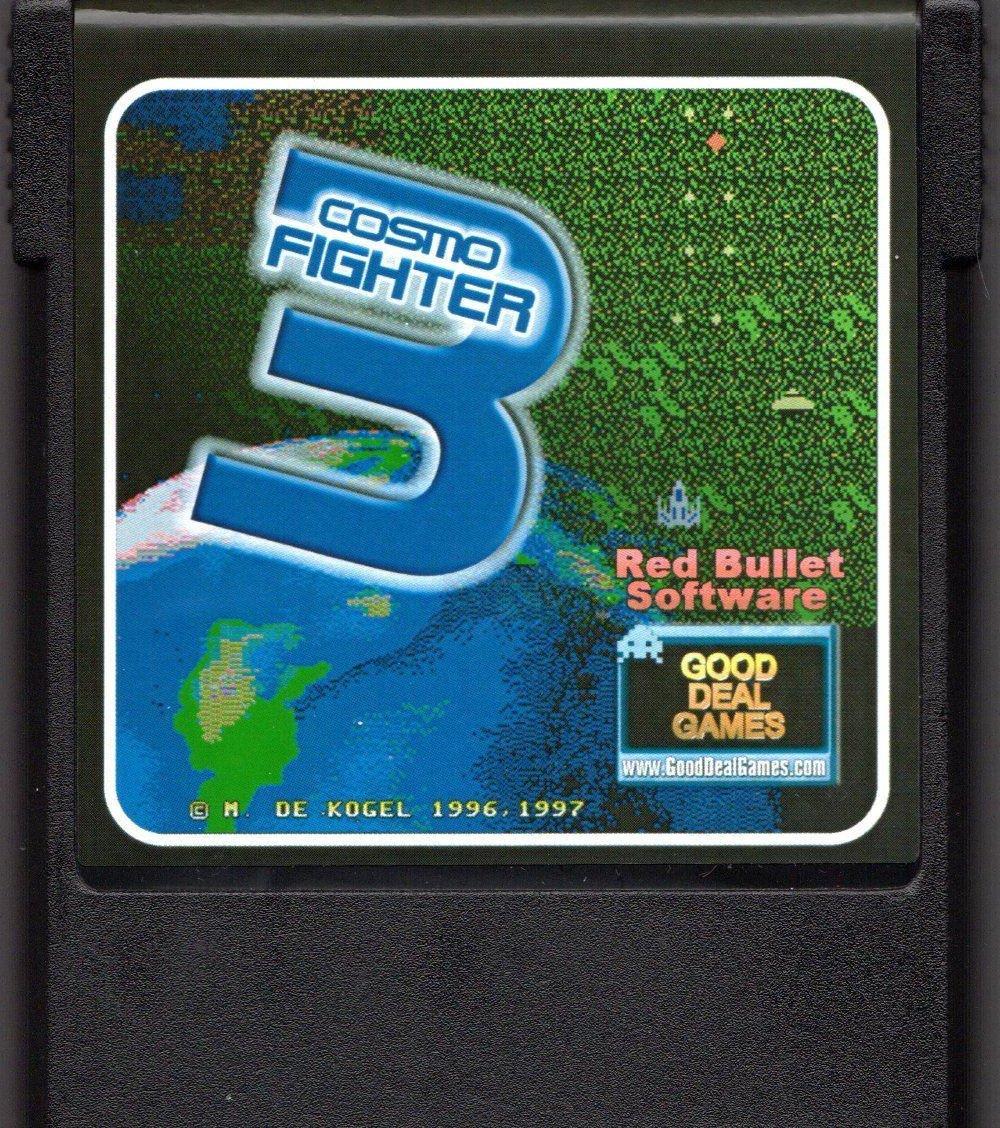COSMO FIGHTER 3, COLEOVISION