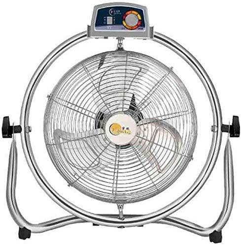 QQXX ?Industrial high-Speed air Circulation Machine Floor Fan, Turbo Fan, Table Fan, 30.48 cm - 50.8 cm, 230v, 50Hz, 80-150W Safe Energy Saving, Alloy, 12 inches