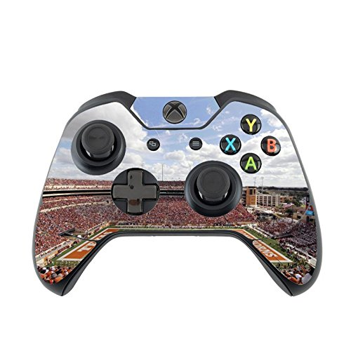 College Football Stadiums Vinyl Decal Sticker Skin by Compass Litho for Xbox One Controller