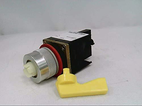 ALLEN BRADLEY 800MR-HR2B Operator for SELECTOR Switch