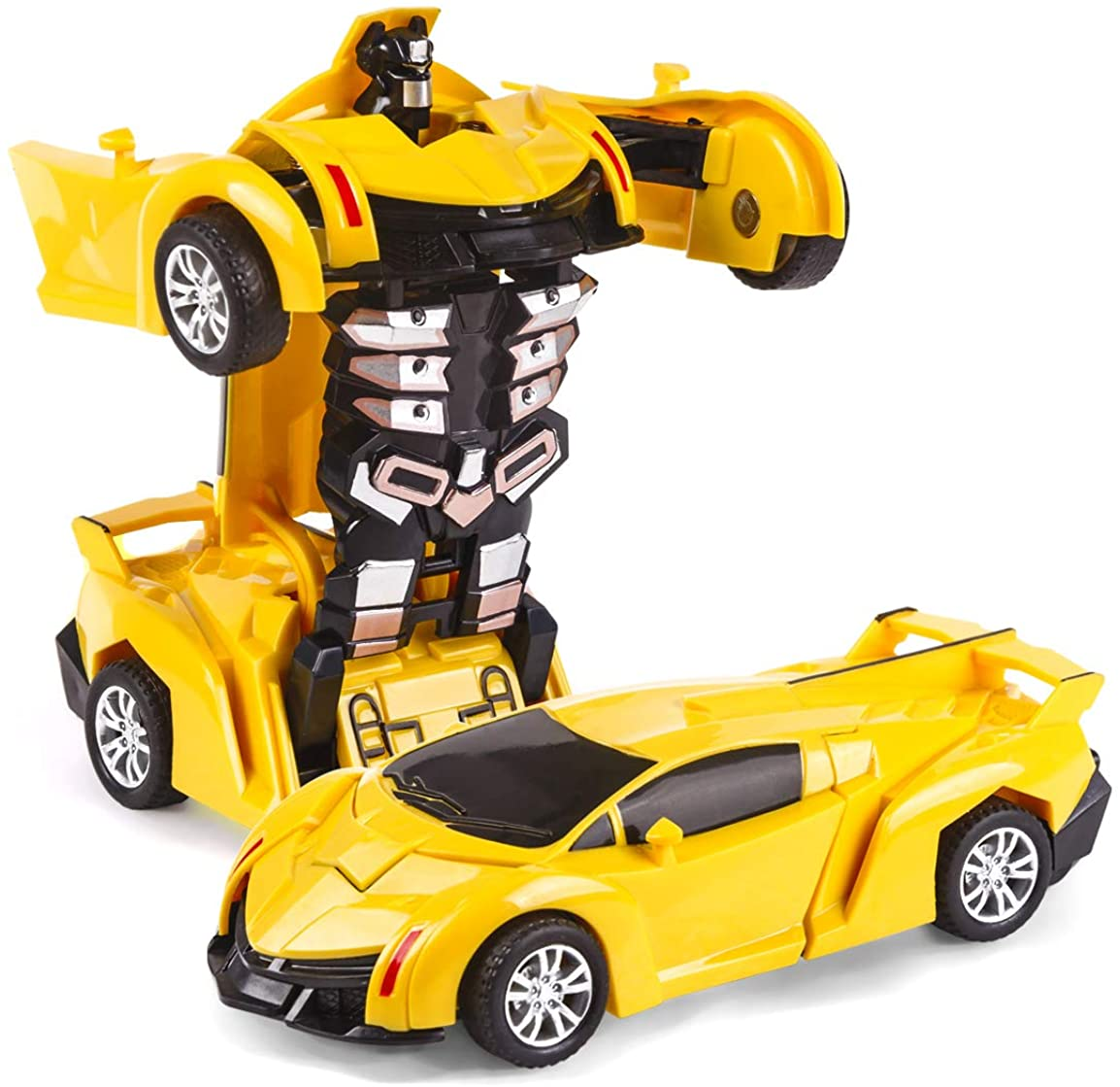 Refasy Transforming Toys Deformation Car Robot Toy Cars for Kids-Hot Gift