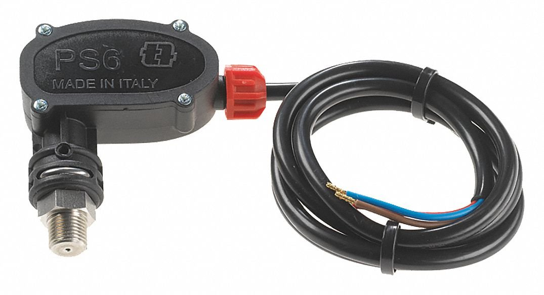 Pressure Switch, 4060 psi, 3/8 in. NPT