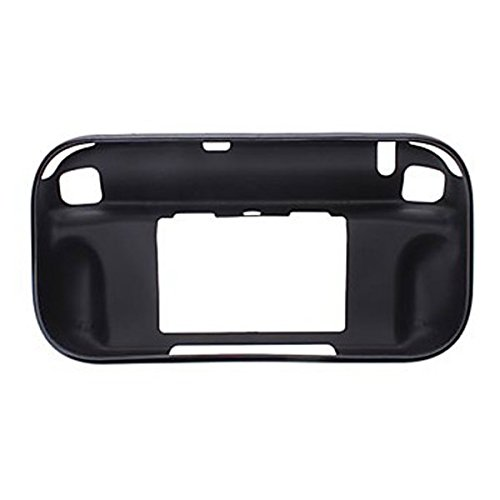 Generic Silicone Case for Nintendo Wii U GamePad Black
