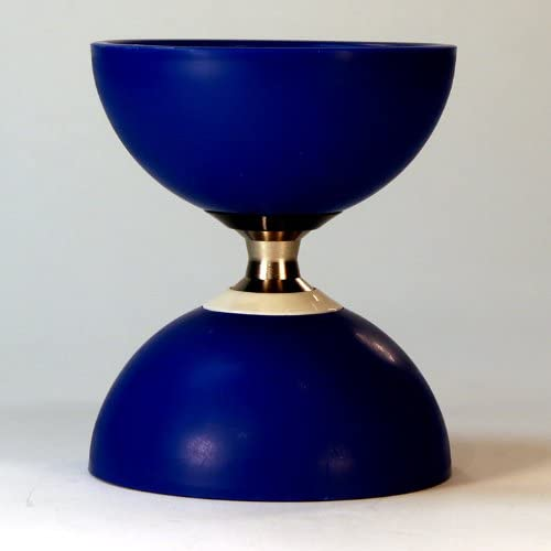 Zeekio Tribus Triple Axle Diabolo - Blue
