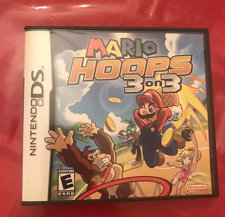 Mario Hoops 3 On 3 (Renewed)