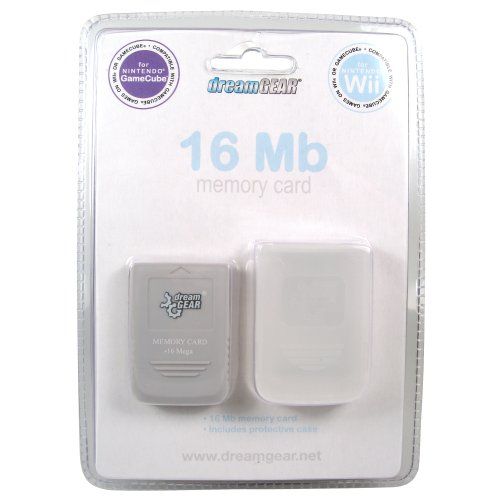 Wii 16MB Memory Card