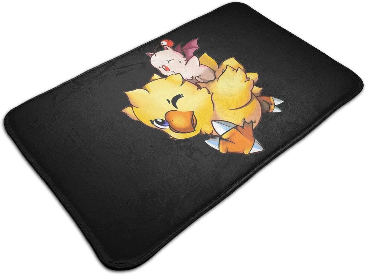 Final Fantasy Mog and Chocobo Carpet 2031