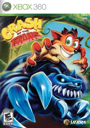 Crash of the Titans - Xbox 360 (Renewed)