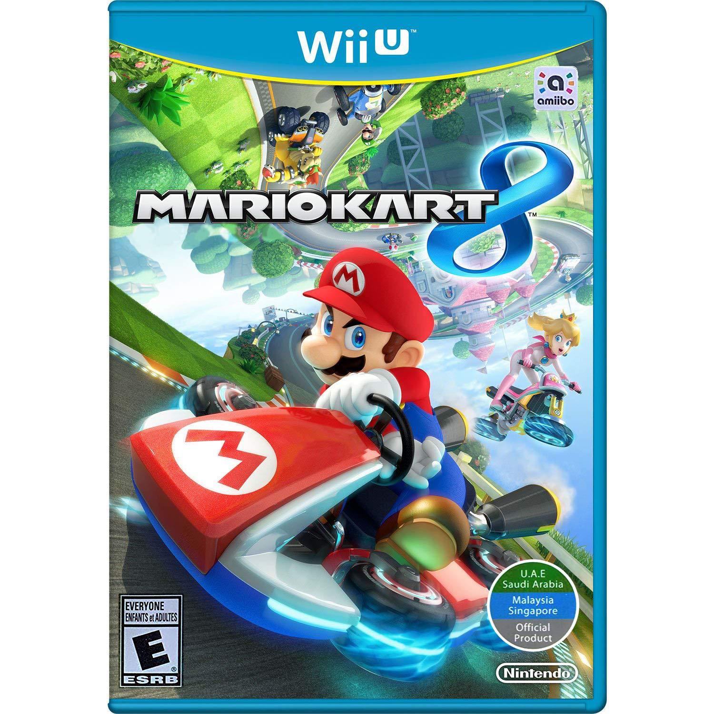 Wii U Mario Kart 8 - World Edition