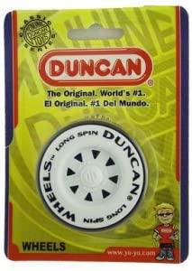 Duncan Wheels Yo-Yo - White