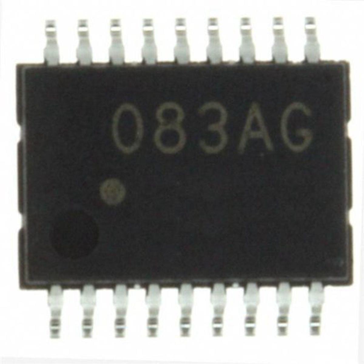 Toshiba Semiconductor TRANS 8NPN DARL 50V 0.5A ULN2803AFWG 18SOL ULN2803AFWG,C,EL (50 PCS)