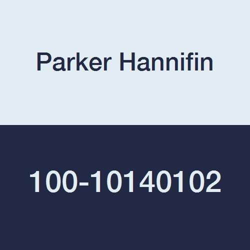 Parker Hannifin 100-10140102 PVC Nexclear Clear Tubing, FDA, NSF 51, USP Class VI Series, 7/8