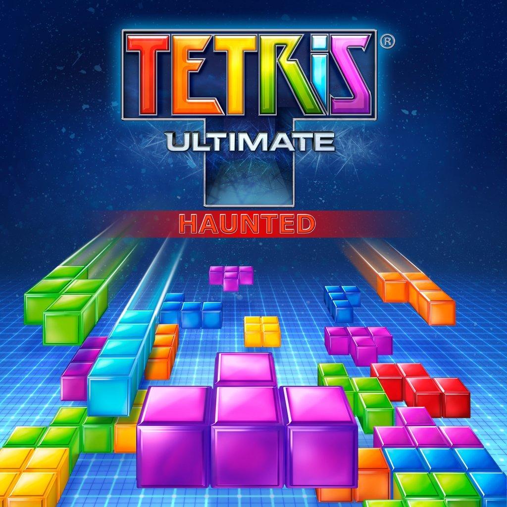 Tetris Ultimate - Haunted - PS4 [Digital Code]