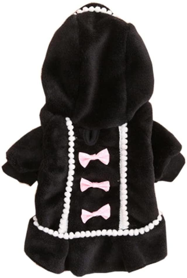 IEason Pet Clothes, Dog Coat Jacket Pet Supplies Clothes Winter Apparel Puppy Costume