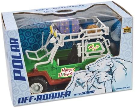 Wild Republic WW Holiday Off-Road Truck