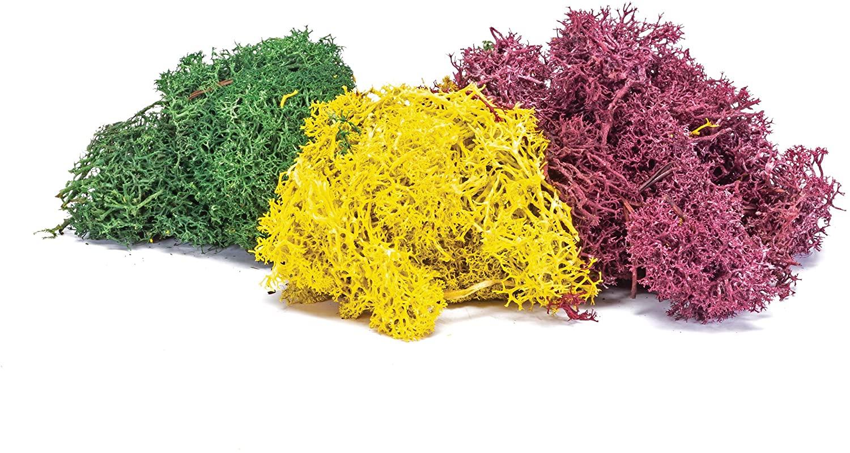 Hornby R7196 Lichen - Autumn Mix Scenic Materials, Multi