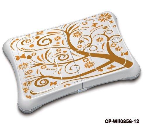 Wii Fit Matte Crystal Skin Sticker,Wii0856-12