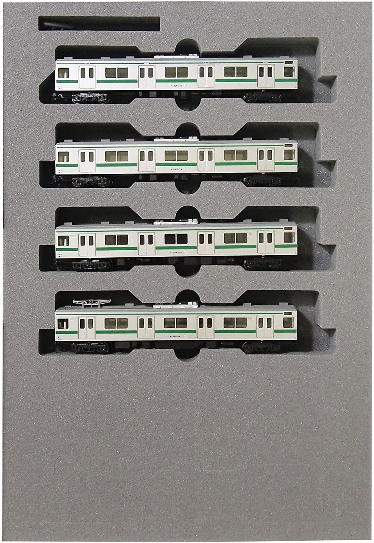 N gauge vehicle set 205 system Saikyo hematopoietic color (4-Car ) # 10-407