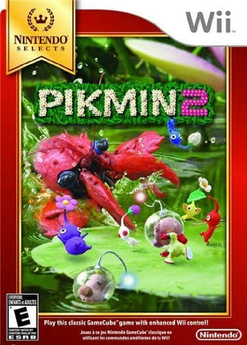 Pikmin 2 (Nintendo Selects) - Nintendo Wii (Renewed)