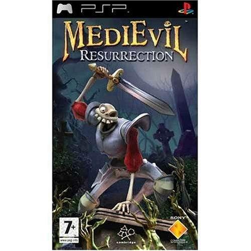 MediEvil Resurrection - Sony PSP