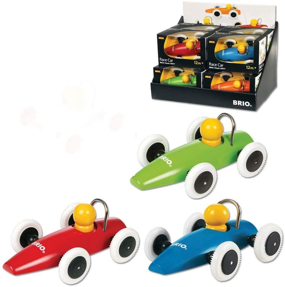 Race Car Black