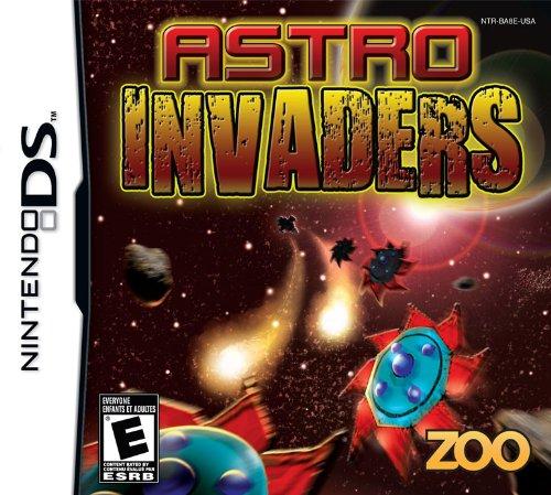 Astro Invaders - Nintendo DS