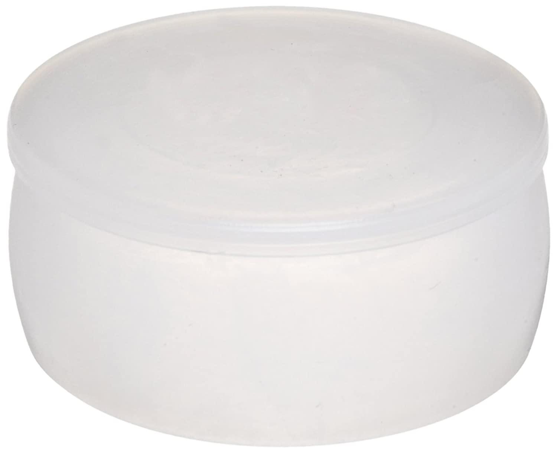 Kapsto 300 V 184 Polyethylene Closure Plug, Natural, 21.2 mm Tube OD (Pack of 100)