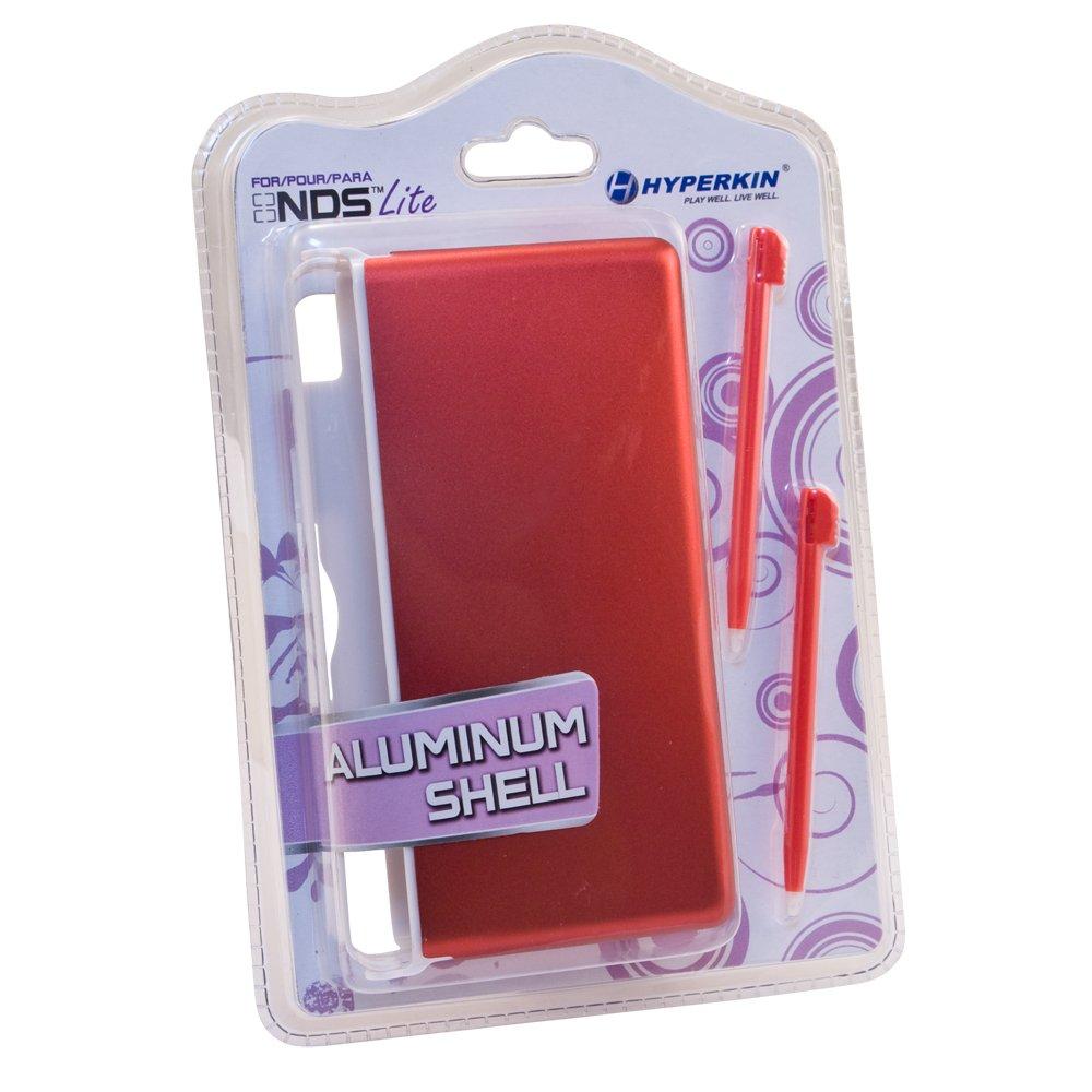 DSLite Aluminum Shell Hyperkin - Red