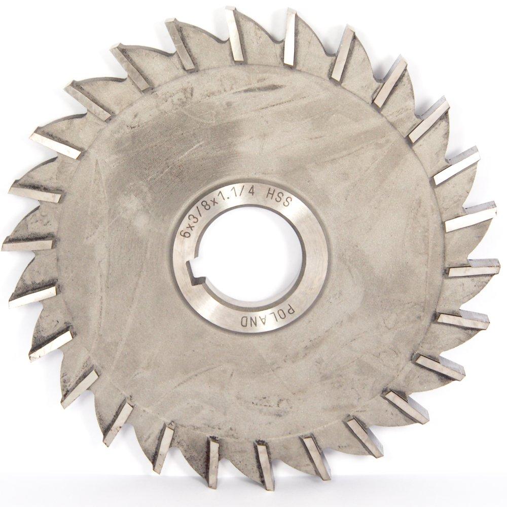 DOLFA Straight Side Milling Cutter 6