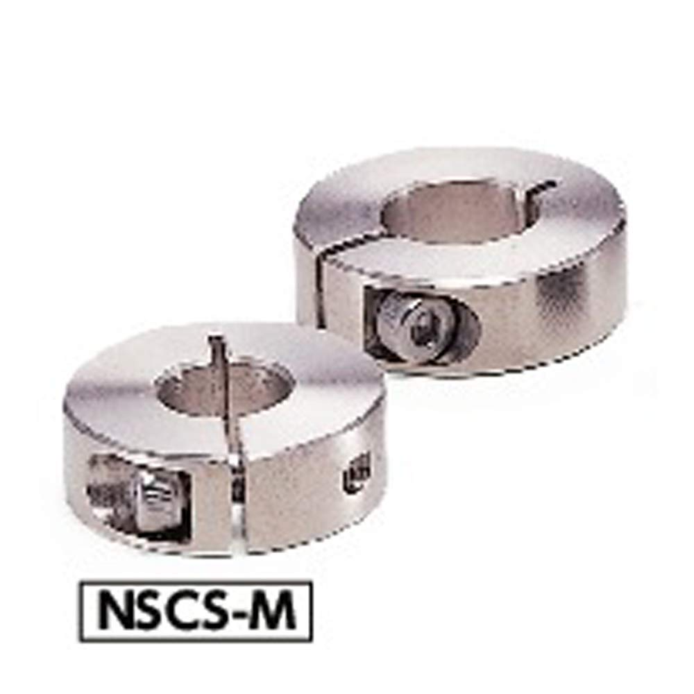 VXB Brand NSCS-25-15-M Set Collar - Set Screw Type. Made in Japan Set Collar Quantity: One Collar Made in Japan