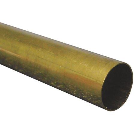 Tubing, Brass, 3/32 in, PK3