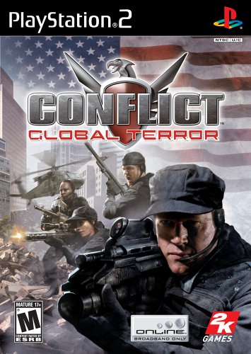 Conflict Global Terror - PlayStation 2