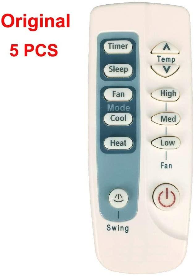Calvas 5 PCS New Original AC Remote Control DB93-03018B For Samsung Air Conditioner ARH-705 DB93-03018A Wholesale