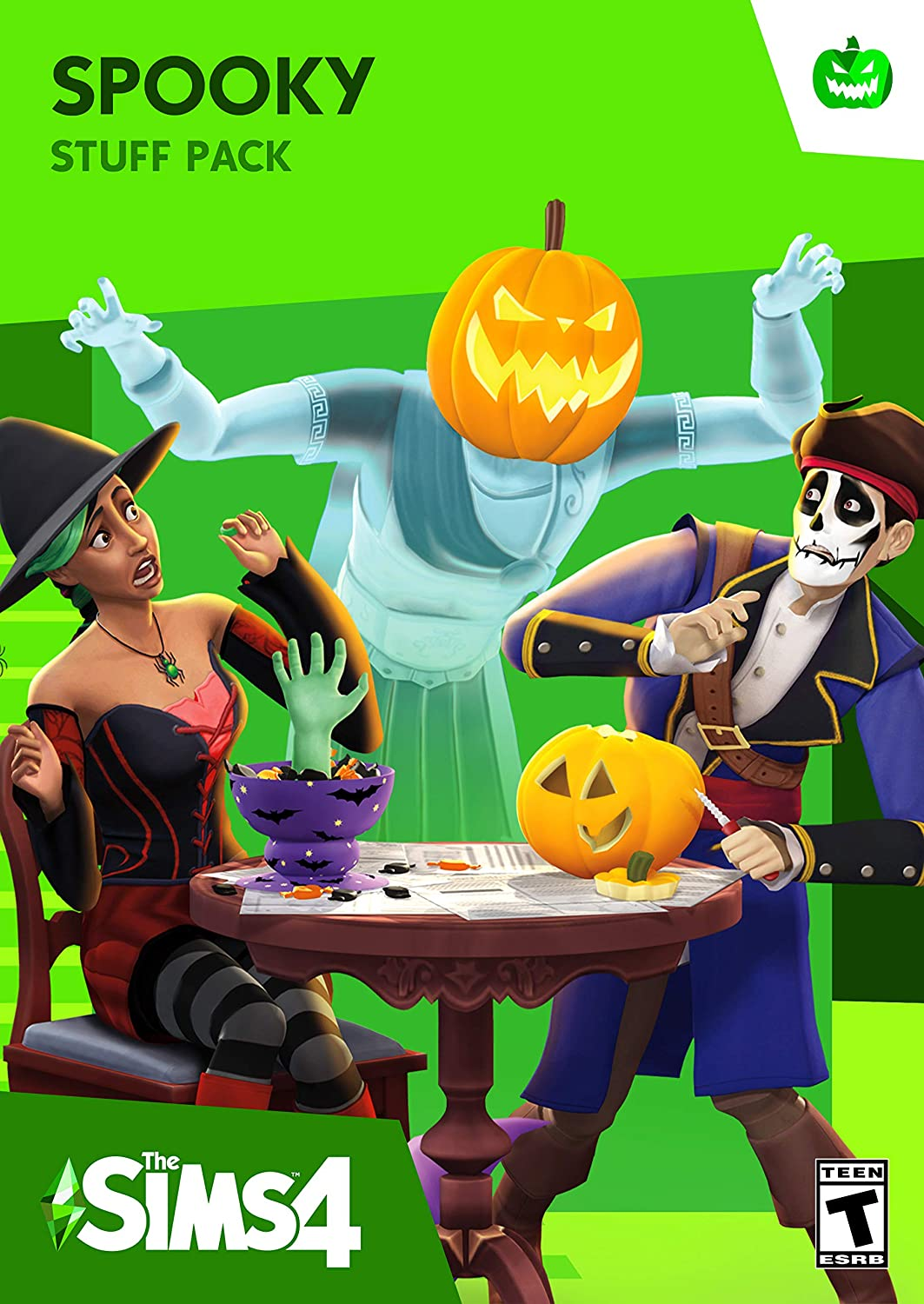 The Sims 4 - Spooky Stuff Pack [Instant Access]
