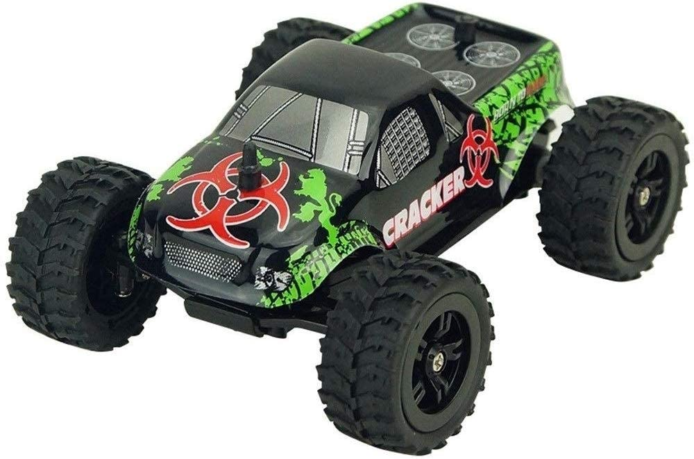 Xuess Rc Off-Road Remote Control Stunt Car 1:32 Remote Control Off-Road Car All Terrain Climbing Car 4WD Electric Wireless RC Cars Rock Crawler Buggy Toys Car Gift for Adults Kids Child