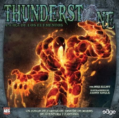 Edge Entertainment Thunderstone The Ira of The Elements – Spanish Colour (EDGTS02