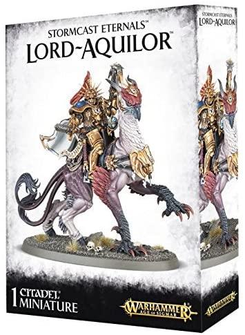 Games Workshop Warhammer Age of Sigmar Stormcast Eternals Lord-Aquilor