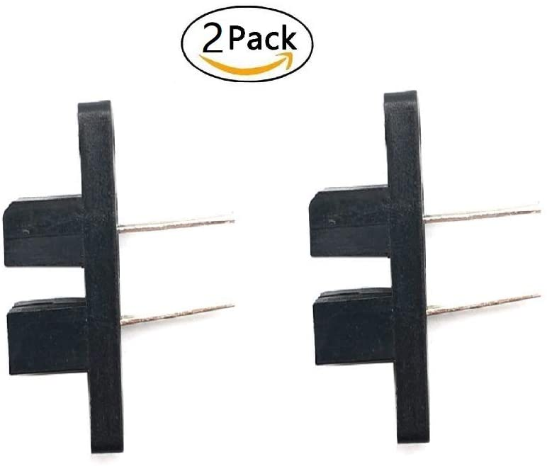 Bestol 2PCS Integrated Circuit Optoelectronic Switch Photo Interrupter TCST2103
