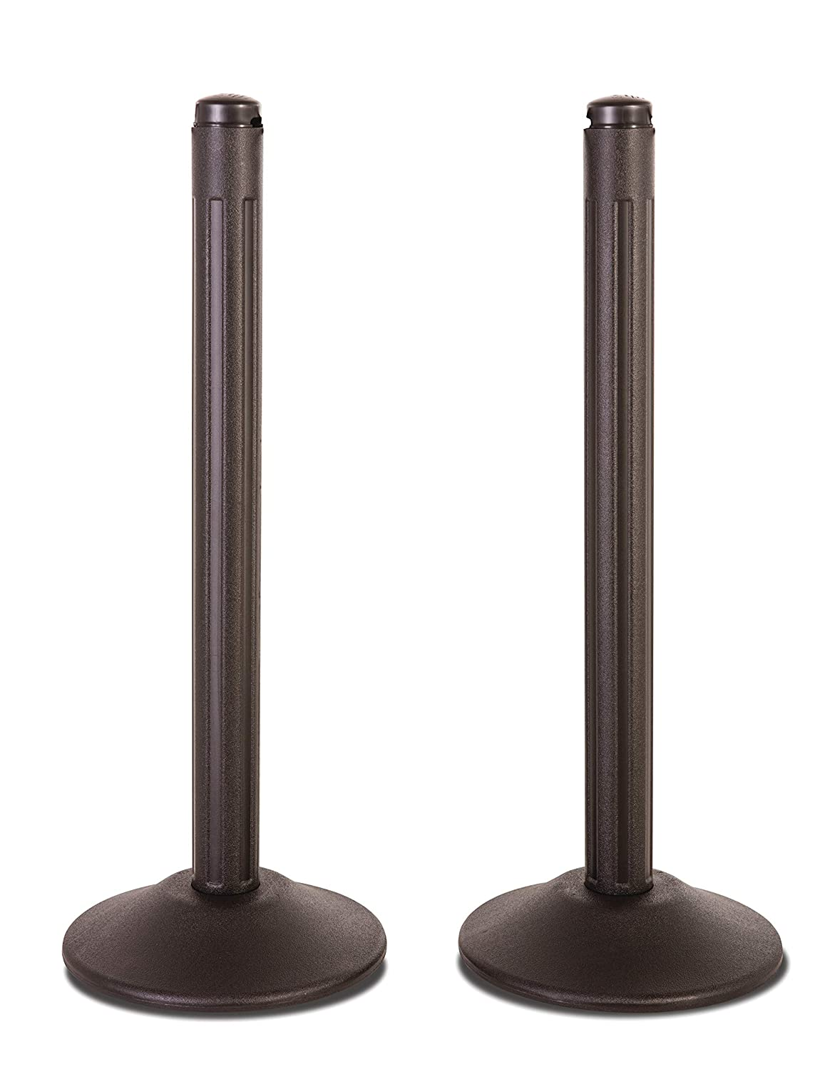 US Weight ChainBoss Stanchion with SunShield UV Protection – No Chain– Fillable Base