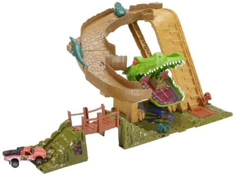 Matchbox Mission: Croc Escape Playset