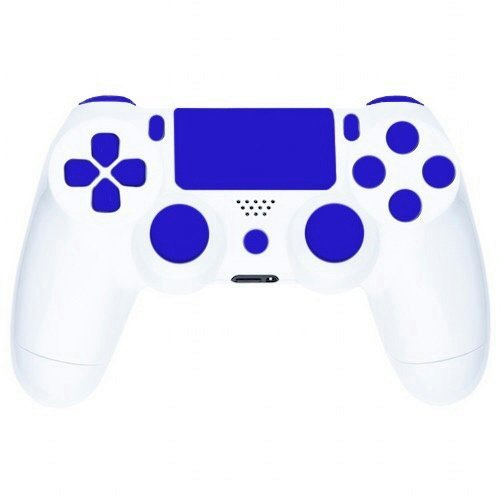 ModFreakz® Shell/Button Kit Arctic Collection - Arctic Blue For PS4 Gen 1,2 V1 Controller