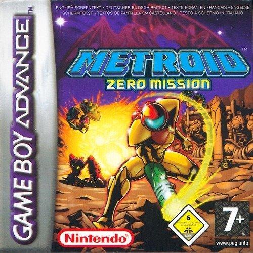 Metroid: Zero Mission (Renewed)