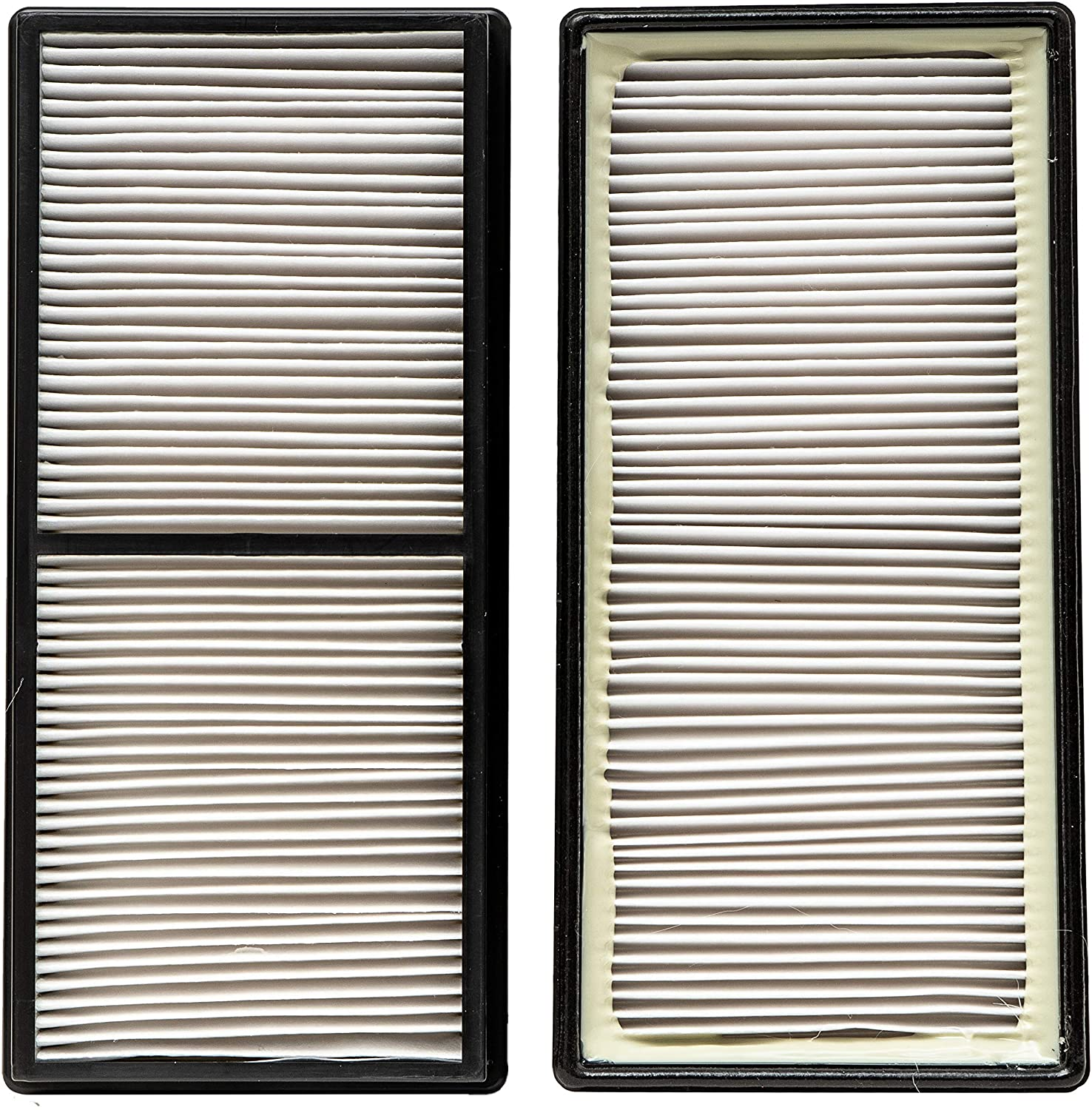 LifeSupplyUSA 10PK Replacement HEPA Filter Compatible with Hunter 30904 Air Purifiers 30836, 30841, 30847, 30848, 30876