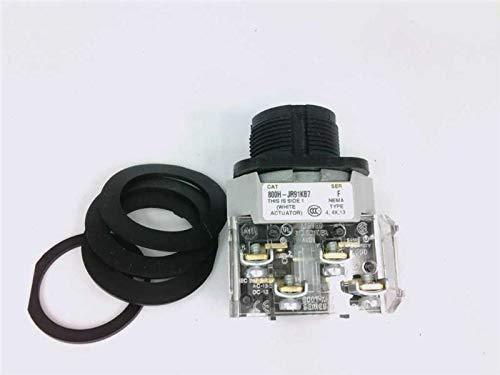 ALLEN BRADLEY 800H-JR91KB7CXXX SELECTOR600V AC MAX 10 AMP MAX, Switch